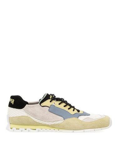Camper Casual Ayakkabı Sarı
